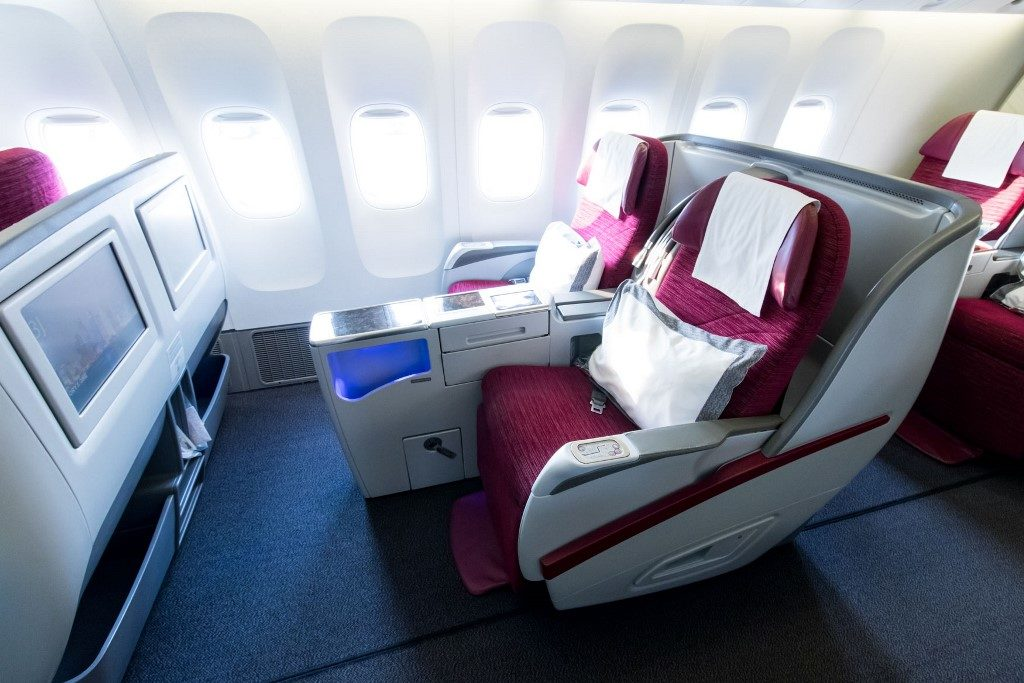 What is the Difference between Business Class and First Class Qatar Airlines