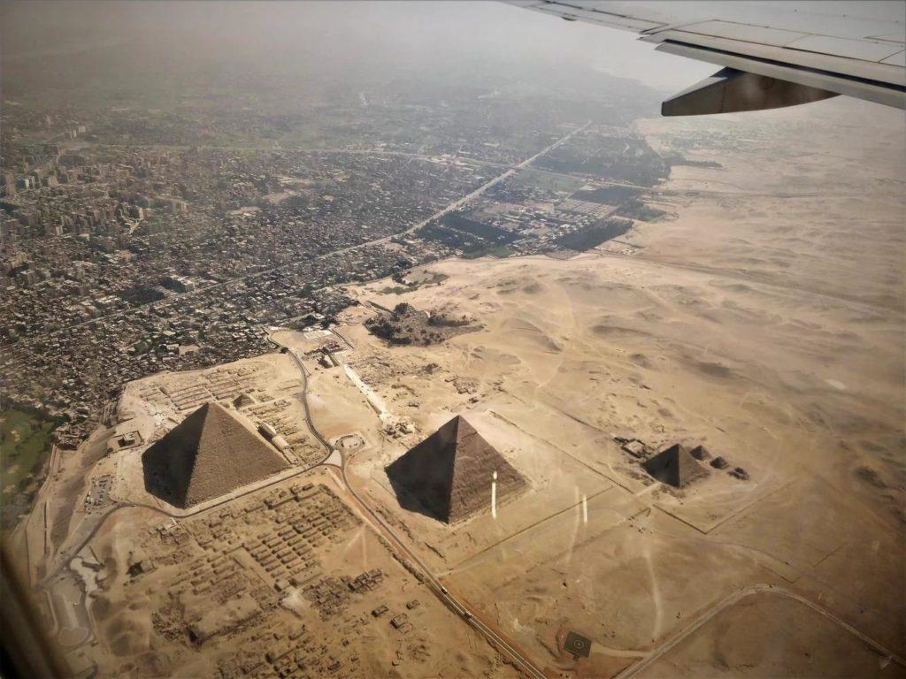 Cheap First Class and Business Class Flights to Cairo 2