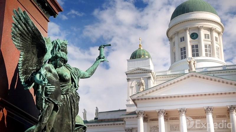 Last Minute Business Class Helsinki 1