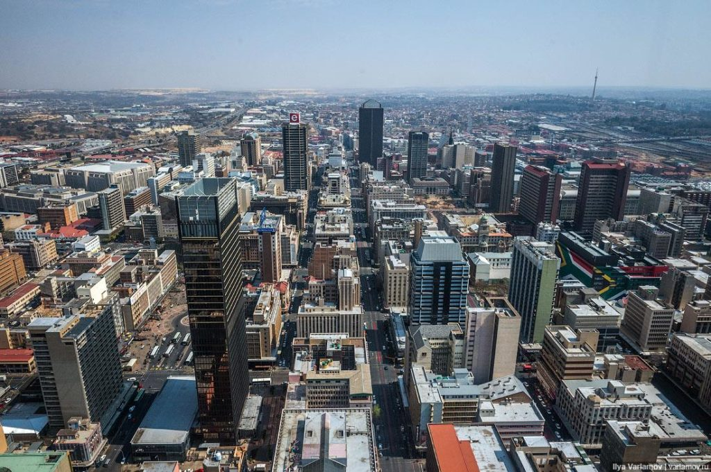 Last Minute Business Class to Johannesburg 1