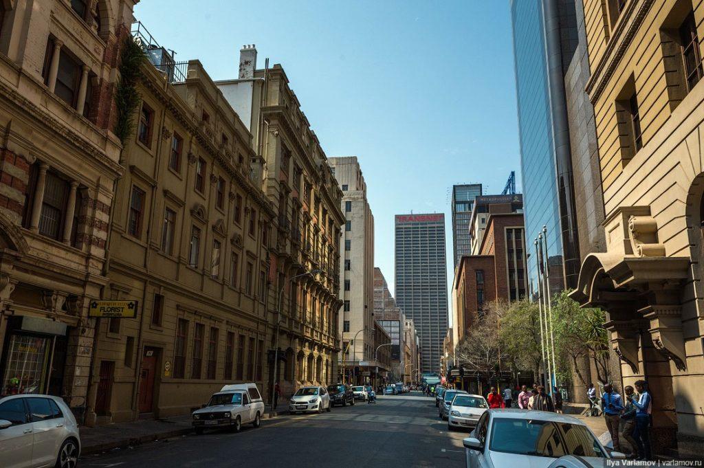 Last Minute Business Class to Johannesburg 2