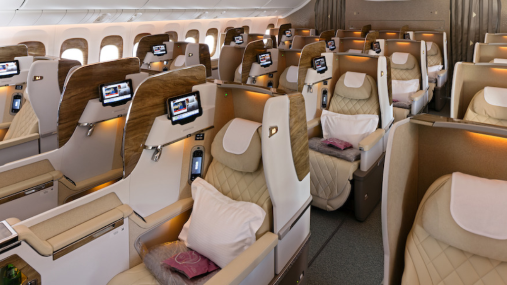 Last Minute Business Class to Barcelona 4