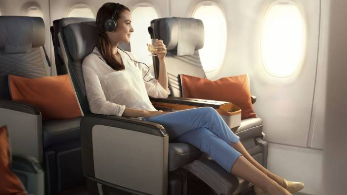 Last Minute Business Class to Moscow