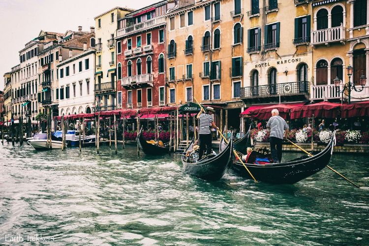 Last Minute Business Class to Venice 2
