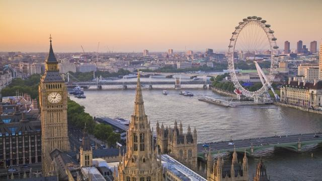 Last Minute Business Class Flights to London 1